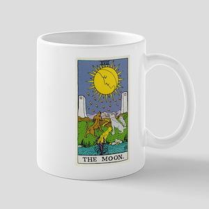 THE MOON TAROT CARD Mug