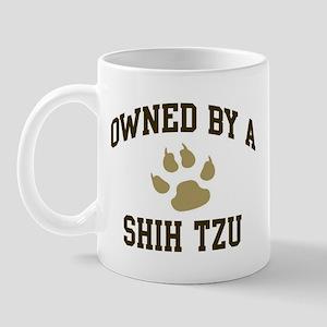 Shih Tzu: Owned Mug