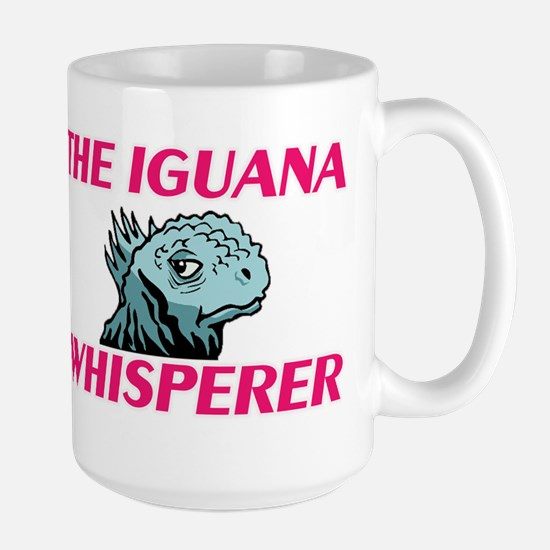 The Iguana Whisperer Mugs