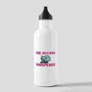 The Iguana Whisperer Stainless Water Bottle 1.0L