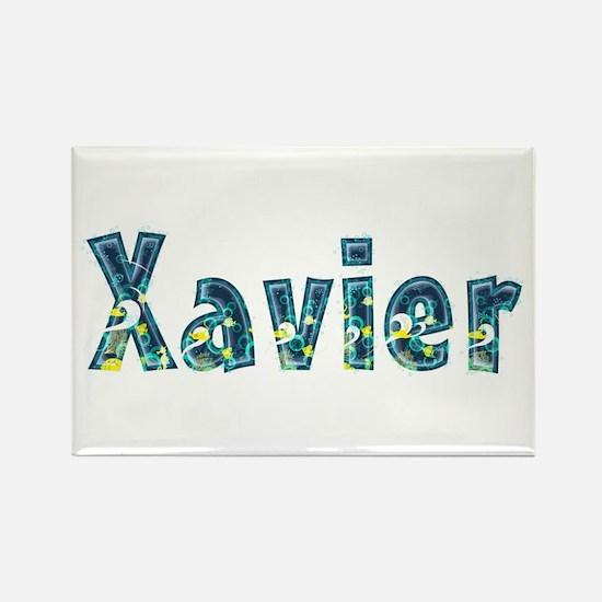 Xavier Under Sea Rectangle Magnet