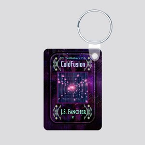 ColdFusion Aluminum Photo Keychain