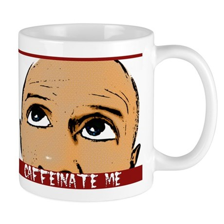 Caffeine Office Mug