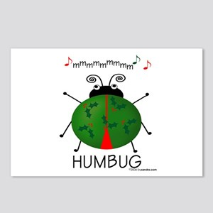 Humbug Postcards (Package of 8)