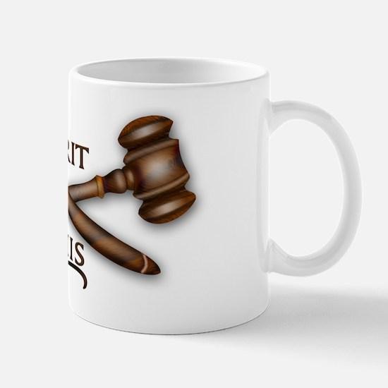 PB Writ Court Mug