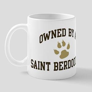 Saint Berdoodle: Owned Mug