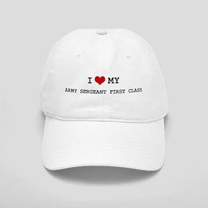 I Love My Army Sergeant First Cap