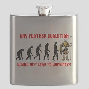 Barbarian Evolution Flask