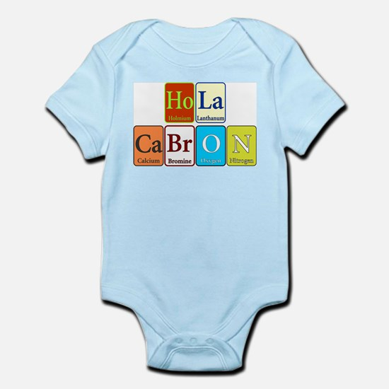 Hola Cabron Body Suit