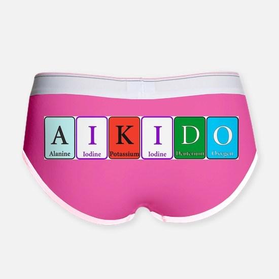 AIkido Women's Boy Brief
