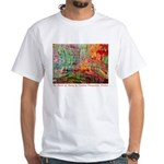 The Sands of Seeing - White T Shirt