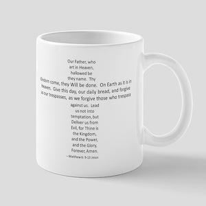 Love the Lord? Wear the Prayer! Mug