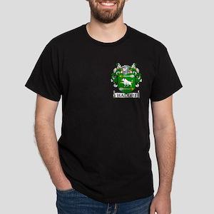 Hanley Coat of Arms Dark T-Shirt