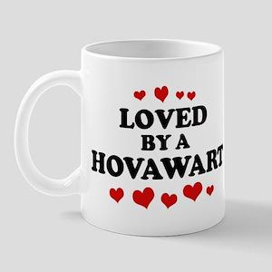 Loved: Hovawart Mug