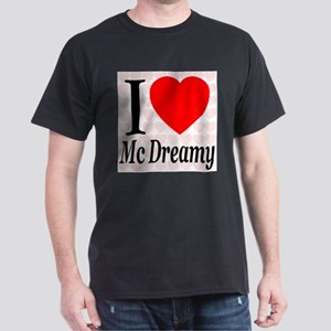 I Love Mc Dreamy Dark T-Shirt