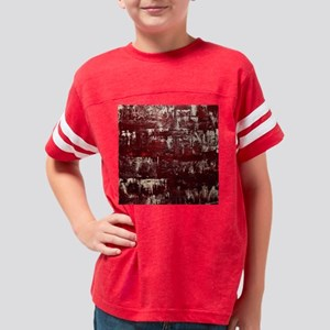 Chilled Wine Youth Football Shirt
