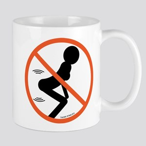 No Twerk Mug