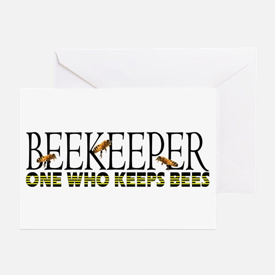 BEEKEEPER Greeting Cards (Pk of 10)