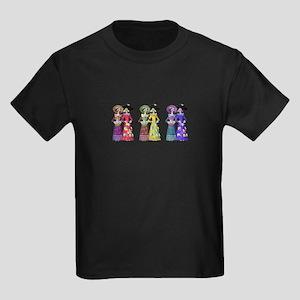 Las Calaveras Señoritas Amigas T-Shirt