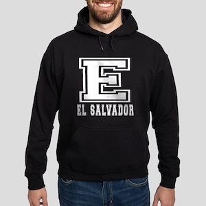El Salvador Designs Hoodie (dark)