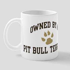 Pit Bull Terrier: Owned Mug