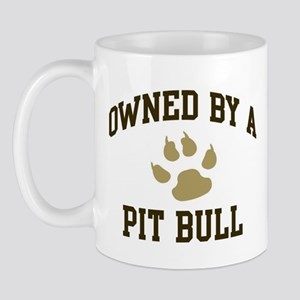 Pit Bull: Owned Mug