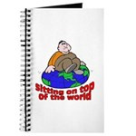 On Top of the World Cartoon Journal