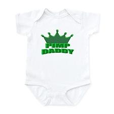 Pimp Daddy Infant Creeper