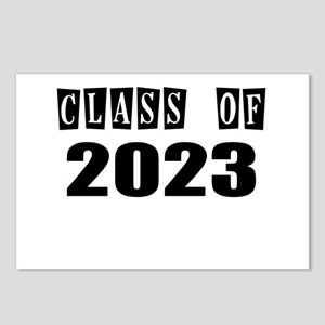 CLASS OF 2023 Postcards (Package of 8)