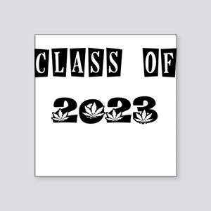 CLASS OF 2023 MARIJUANA Sticker