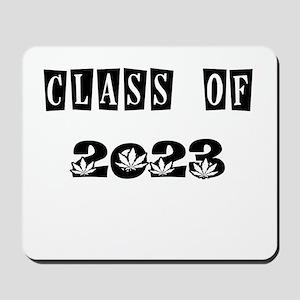 CLASS OF 2023 MARIJUANA Mousepad