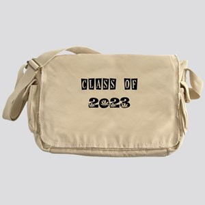 CLASS OF 2023 MARIJUANA Messenger Bag