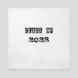 CLASS OF 2023 MARIJUANA Queen Duvet