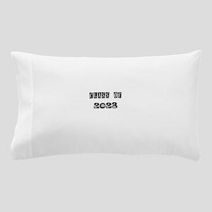 CLASS OF 2023 MARIJUANA Pillow Case