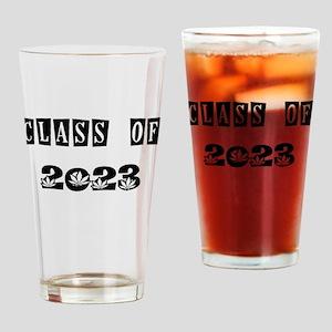 CLASS OF 2023 MARIJUANA Drinking Glass