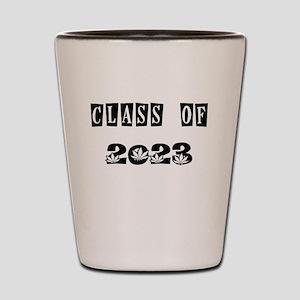CLASS OF 2023 MARIJUANA Shot Glass
