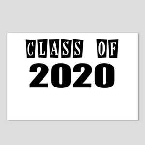CLASS OF 2020 Postcards (Package of 8)