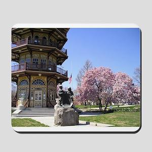 Pagoda Mousepad