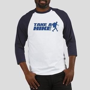 Take A Hike Baseball Jersey
