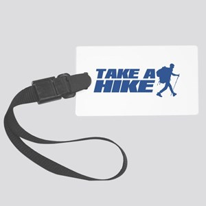 Take A Hike Luggage Tag
