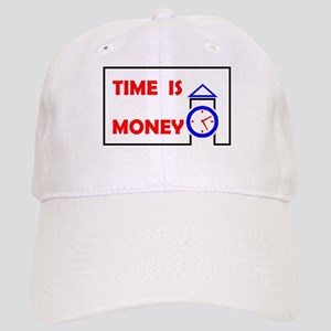 TIME IS MONEY Cap
