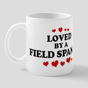 Loved: Field Spaniel Mug