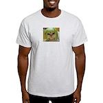 Funny Cat Ash Grey T-Shirt