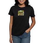 Funny Cat Women's Dark T-Shirt