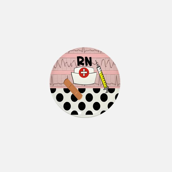 RN blanket Mini Button