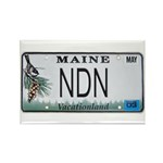 Maine NDN Pride Rectangle Magnet (100 pack)