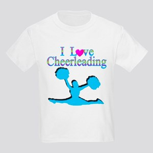 TOP CHEERLEADER Kids Light T-Shirt