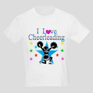 STAR CHEERLEADER Kids Light T-Shirt