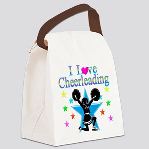 STAR CHEERLEADER Canvas Lunch Bag