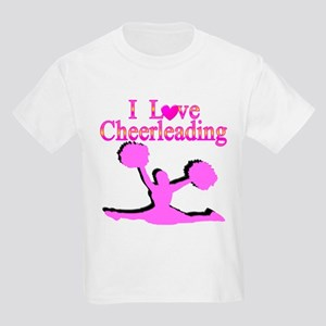 BEST CHEERLEADER Kids Light T-Shirt